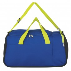 TWO COMPARTMENT DUFFEL BAG