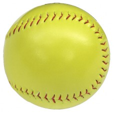 SYNTHETIC LEATHER SOFTBALL