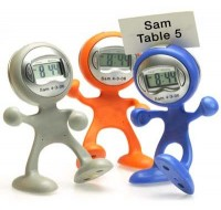 Flexi Time Guy Placecard Holder