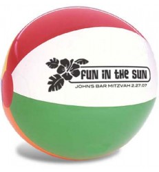 Beach Ball Favor