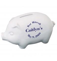 Piggy Bank Bar Mitzvah Favor