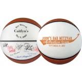 Mini Autograph Basketball Favor