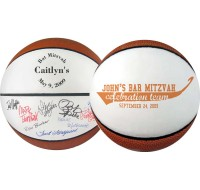 Mini Autograph Basketball Favor