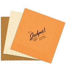 Beverage Napkins Personalized