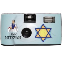 Party Camera Bar Mitzvah Favor