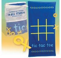 Tic Tac Towel Bar Mitzvah Favor