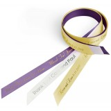 Medium Personalized Ribbon