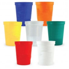 Plastic Party Cup Bar Mitzvah Favor