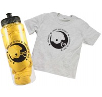 T Shirt in a Bottle Favor