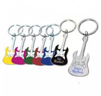 Rockin' Guitar Key Chain Favor