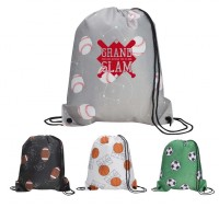 Sports League Drawcord Bag