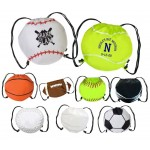 Sports Cinch Sack Bar Mitzvah Favor