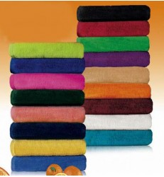 Velour Beach Towel Bar Mitzvah Favor