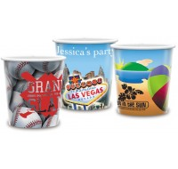 Deluxe Party Cup Bar Mitzvah Favor