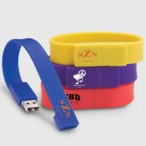 Flash Drive Wristband