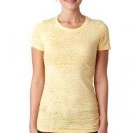 Ladies' Burnout T-Shirt