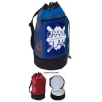 Beach Bag w/ Insulated Compartment Bar Mitzvah Favor