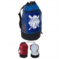 Beach Bag w/ Insulated Compartment Favor