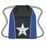 Vertical Sports Bag Bar Mitzvah Favor
