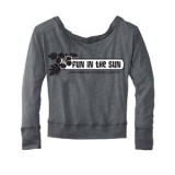 Ladies Long-Sleeved T-Shirt