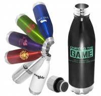 INSULATED BOTTLE - 17 OZ