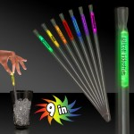 GLOW LIGHT UP MOTION STRAW 9""