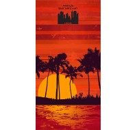 Beach Towels Fiber-Reactive