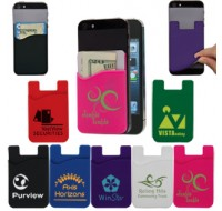 CELL PHONE CARD HOLDER