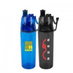 Dual Chamber Squeeze Mist Bottle