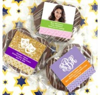 Chocolate Pretzel Favors