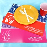 Placemat Favors