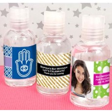 Hand Sanitizer Favors