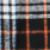 Orange and Black Plaid