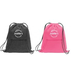FLEECE SWEATSHIRT CINCH PACK