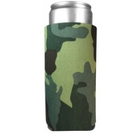 FoamZone Collapsible 12 oz. Slim Can Cooler