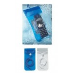 HANDY WATERPROOF CELL PHONE POUCH WITH NECK CORD