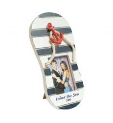 FRAME DISTRESSED NAUTICAL SANDAL FRAME