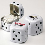 ROLL THE DICE TIN-MICROMINTS®