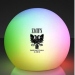 LED ORB DECO BALL CENTERPIECE LIGHTS 8""