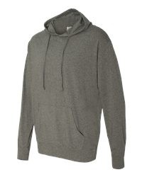 LIGHTWEIGHT HOODED PULLOVER T-SHIRT