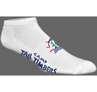 High Performance Moisture Wicking No Show Sock