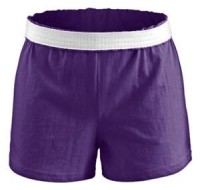 CHEERLEADER SOFFE SHORTS