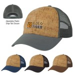 SOMERSET CORK MESH BACK CAP