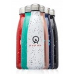 SPECKLE FINISH WATER BOTTLES