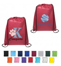 Non-Woven Drawstring Cinched Backpack