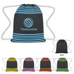 STRIPED DRAWSTRING SPORT PACK