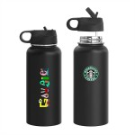 Summit 32 oz Vacuum Insulated 18/8 Stainless Steel Bottle