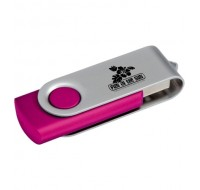 1 GB FOLDING USB 2.O FLASH DRIVE