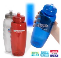 Sports Bottle 28 Ounce Polyclean