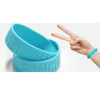 Silicone Wristband Party Favor